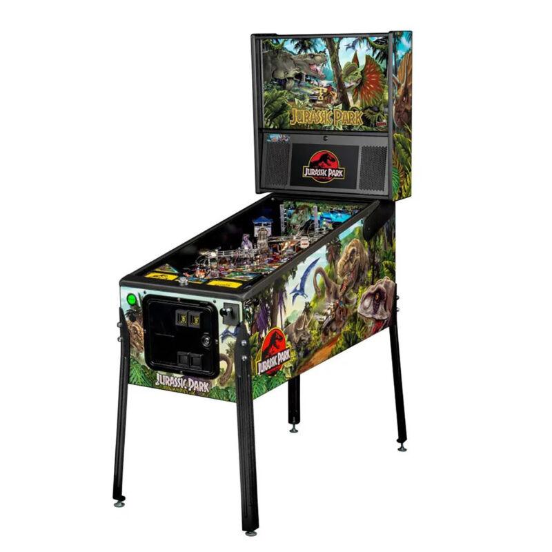 Stern Jurassic Park Pro Pinball Machine