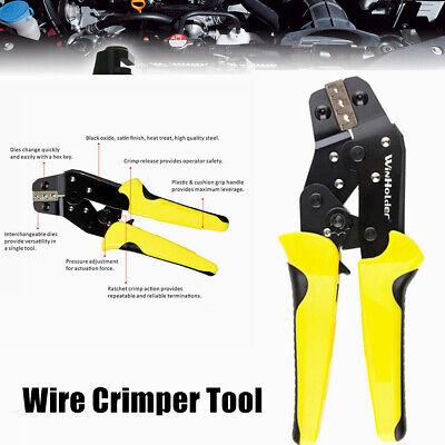 Crimping Tool Wire Crimper Plier Terminal Non-insulated Crimp Terminal Connector