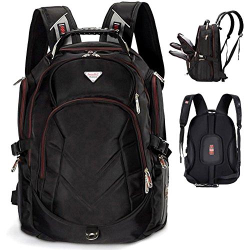FreeBiz Backpacks 18.4 Inches Laptop Gamer Backpack Notebook