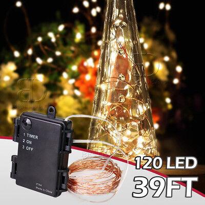 Fairy String Light Firefly LED Light For Xmas Patio Garden,Wedding Party Decor](Light For Party)