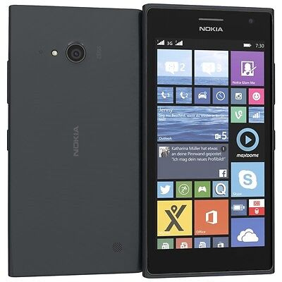 Nokia Lumia 735 8GB 4G LTE Mobile Phone *UNLOCKED* 6 Month Warranty