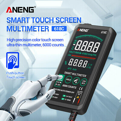 Aneng Digital Multimeter Autorange Acdc Voltage Tester Capacitance Meter I7z6