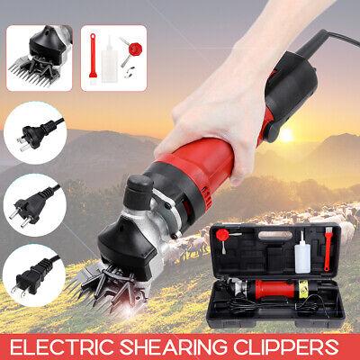 1500w Electric Sheep Shearing Clipper Shears Fur Shearing Electric Farm Supplies