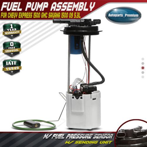 Fuel Pump Assembly /& Fuel Level Sending Unit GMC Savana 2500 Van 1997-2002