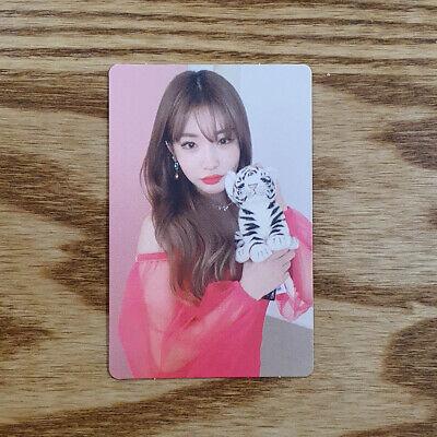Chungha Official Photocard 2020 Season