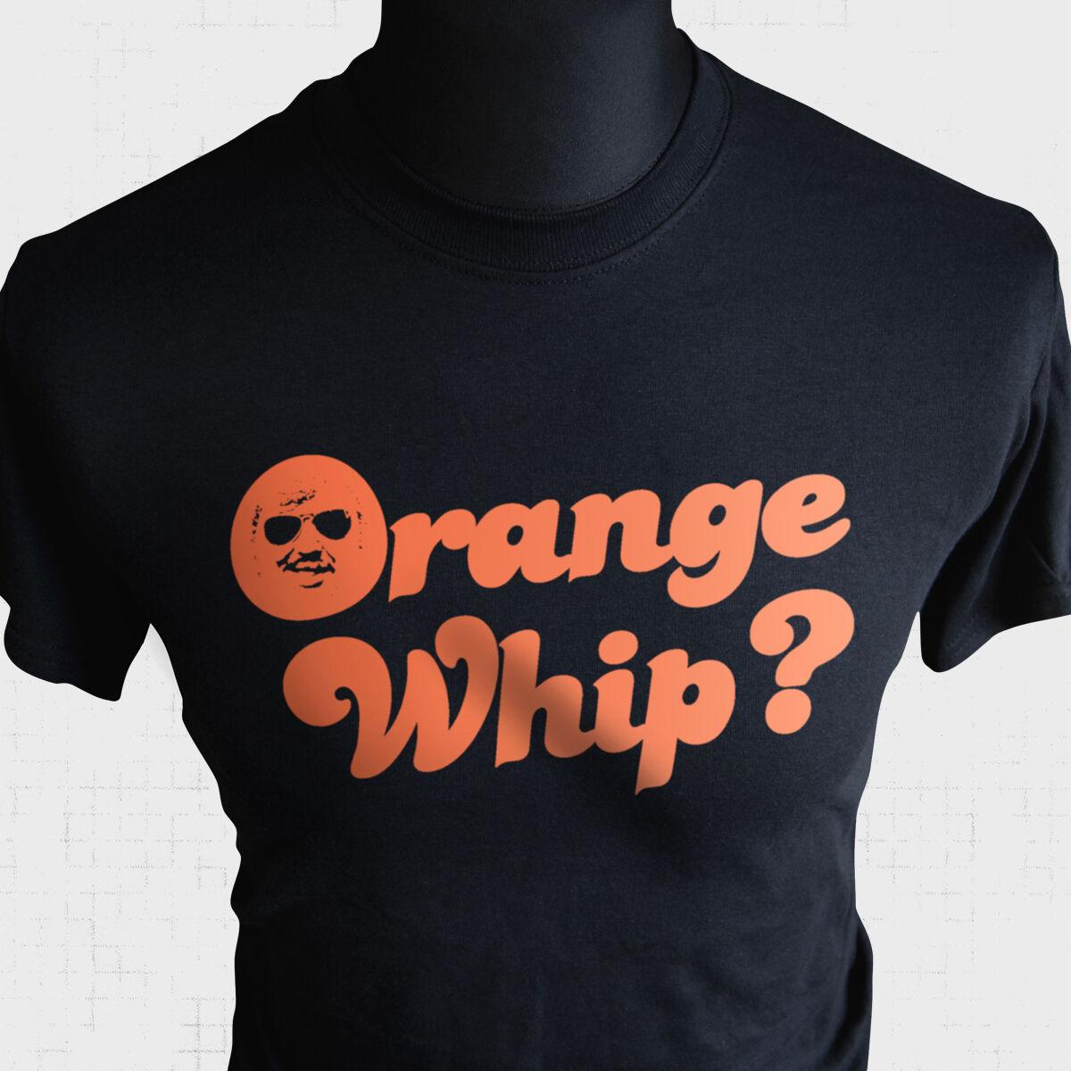 c257ce2e Orange Whip T Shirt The Blues Brothers John Candy Jake and Elwood ...