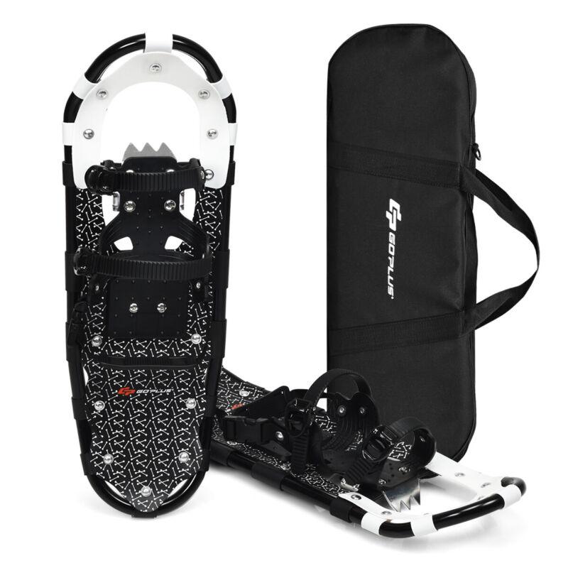 21inch Lightweight Aluminum All Terrain Snow Shoes for Men Women Youth W/Bag