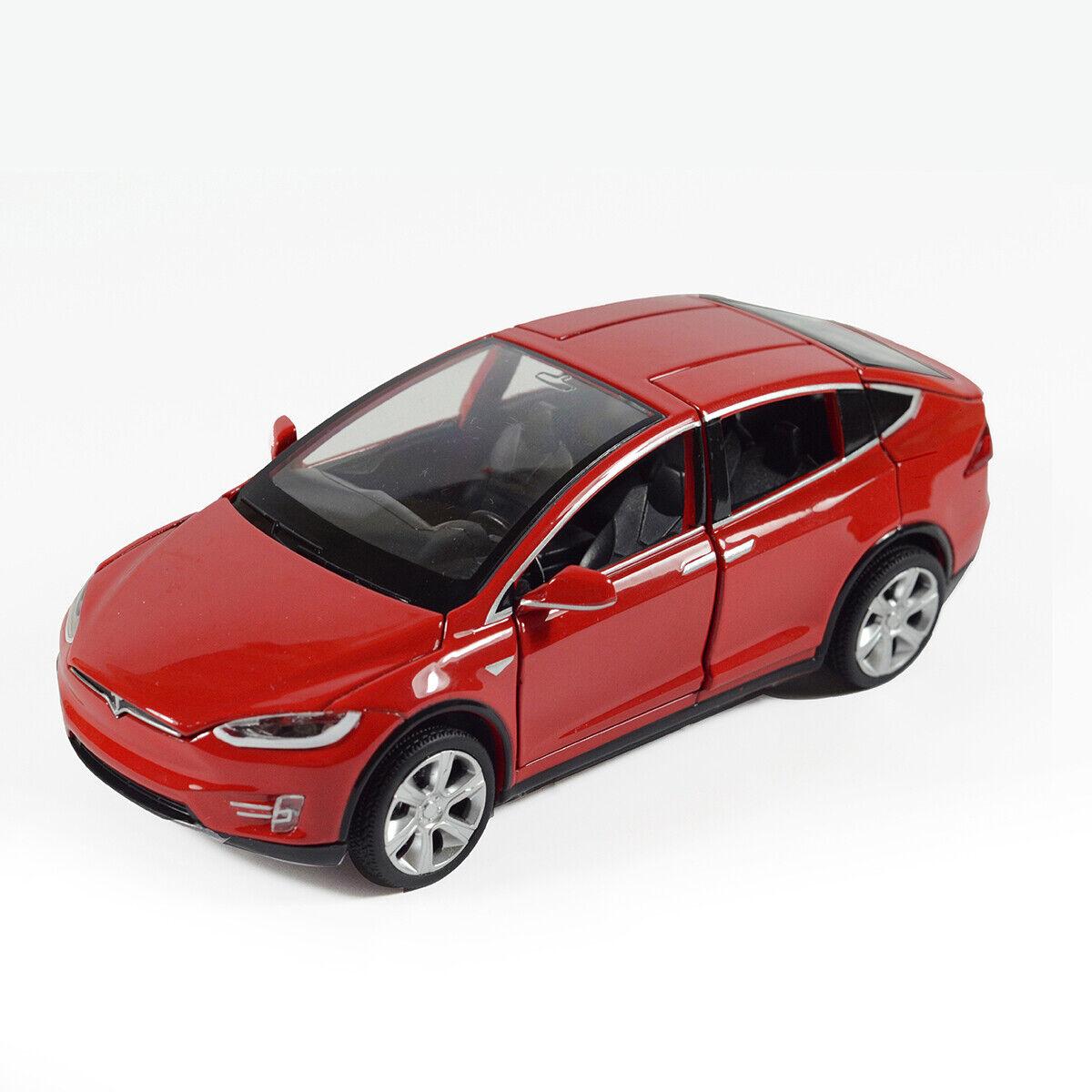 1 32 tesla model x 90d suv alloy diecast car model toy. Black Bedroom Furniture Sets. Home Design Ideas