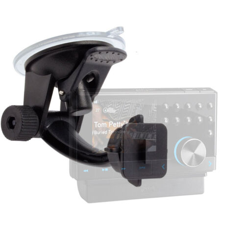 ChargerCity Windshield Suction Cup Dash Car Mount for Sirius XM Satellite Radio