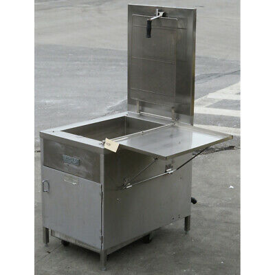 Lucks G1826 Gas Donut Fryer Used Good Condition