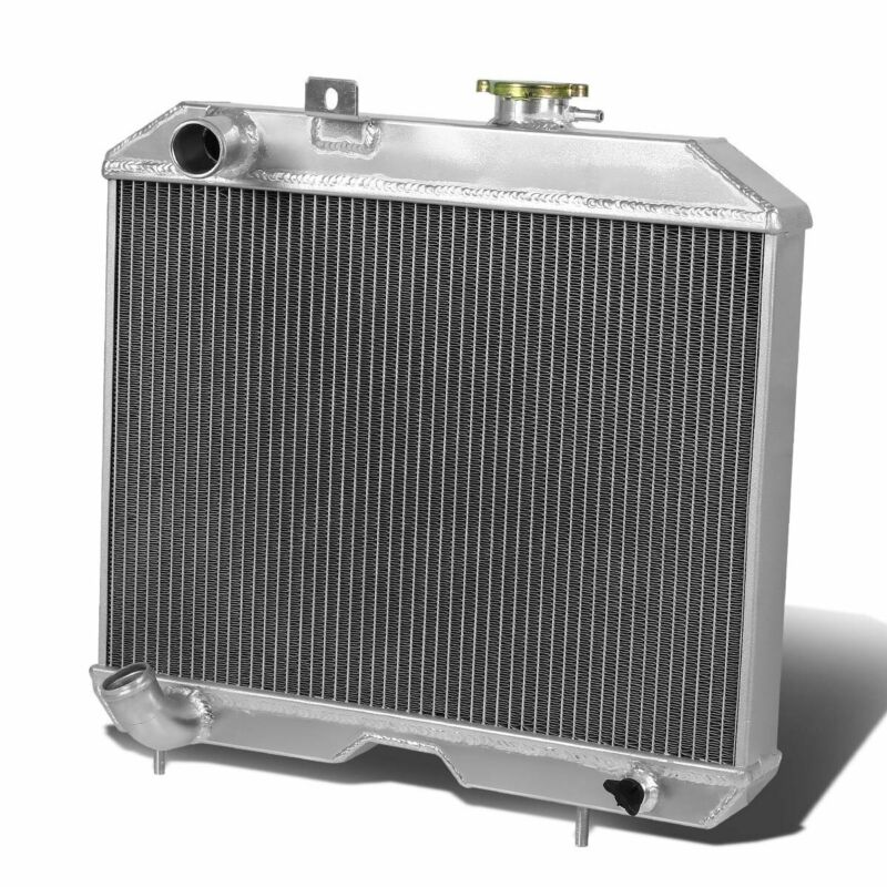 3 Rows Aluminum Radiator For 1941-1952 Jeep Willys MB//CJ-2A//M38 /& Ford GPW