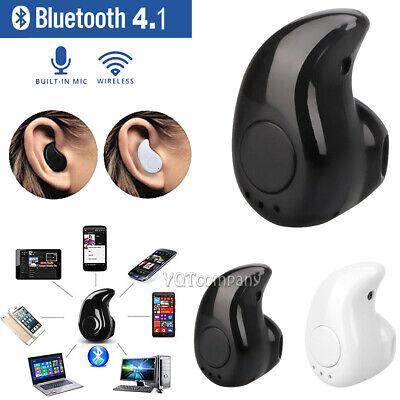 Newest Mini Wireless Bluetooth Stereo Sport Headset Earbuds In-Ear Earphone USA