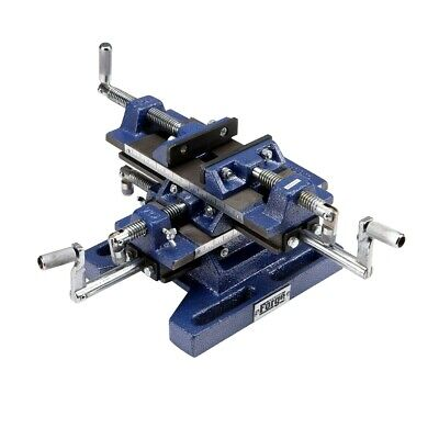 Drill Press Milling Mill Vise Precision Machine Vice 56 Square Xy Xy Movement