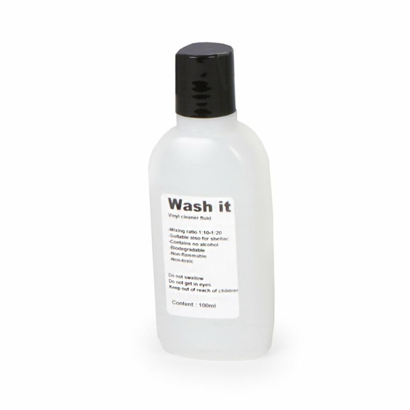 Pro-Ject Wash It Cleaning Fluid For Record Cleaning Machine VC-S 3.4oz
