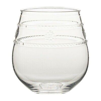 Juliska Isabella Acrylic Stemless Wine Glass - Set of 4](Acrylic Stemless Wine Glasses)