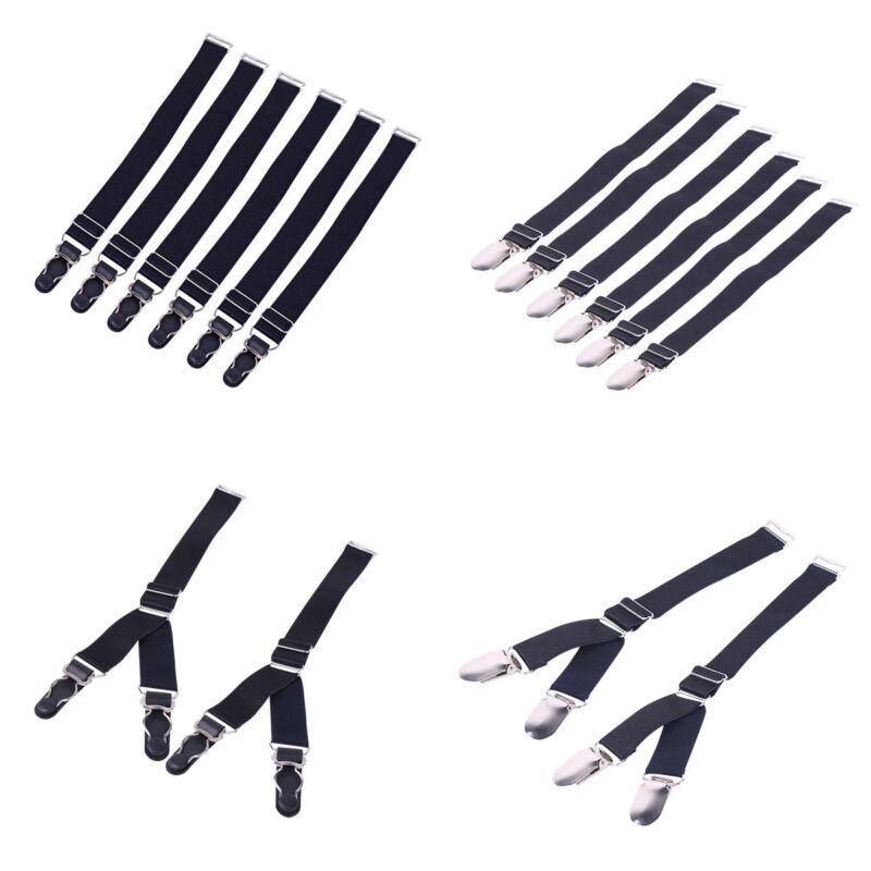 I//Y Style Garter Belt Straps Suspender Clip Elastic Corset Holders Stockings