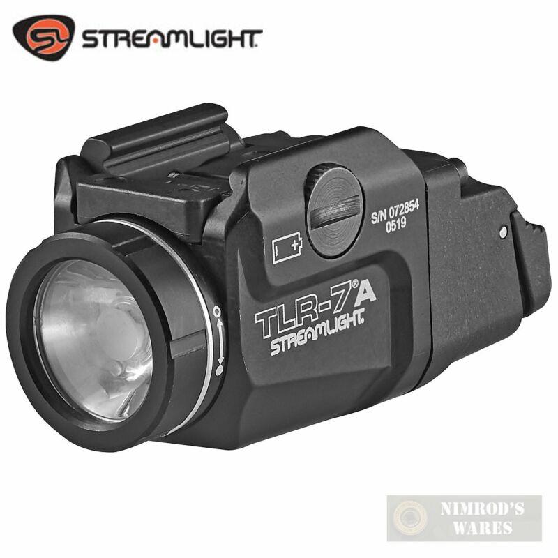 StreamLight TLR-7A FLEX Weapon LIGHT Lo/Hi Position 500 Lumens 69424 FAST SHIP