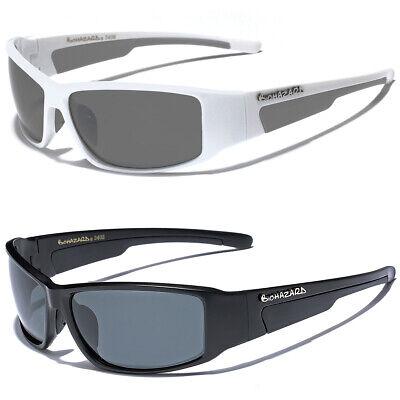 Polarized Biohazard Sport Men Women Sunglasses Fishing Glasses Black (Glasses Black And White)