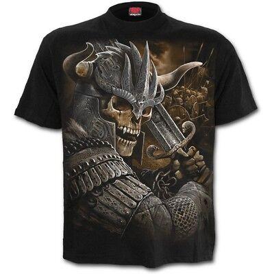 SPIRAL DIRECT VIKING WARRIOR - T-Shirt Blade/Asian/Oriental/Gothic/Rock/Metal](Oriental T)