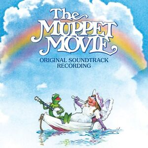 'THE MUPPET MOVIE' (Original Soundtrack) CD (2013)