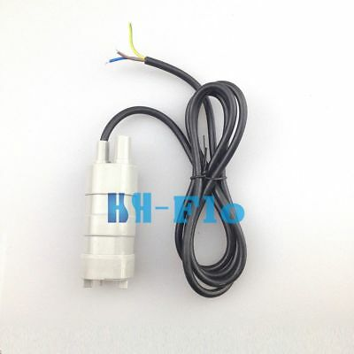 Hsh-flo Mini Dc12v Submersible Water Pump 5m Head 600lh Flow Max 15w