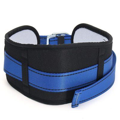 Safety Rock Climbing Fall Protection Waist Belt Harness With D-ring Gear Equip