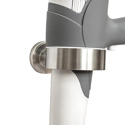 Badserie Ambiente - Fönhalter   Fönhalterung   Haartrocknerhalter   Edelstahl