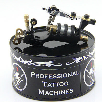 Tattoo Body Art Alloy Motor Rotary Tattoo Machine Gun Liner Shader Black