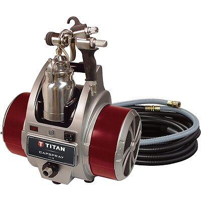 New Titan Capspray 115 Hvlp Paint Sprayer Cs115 0524034 524034