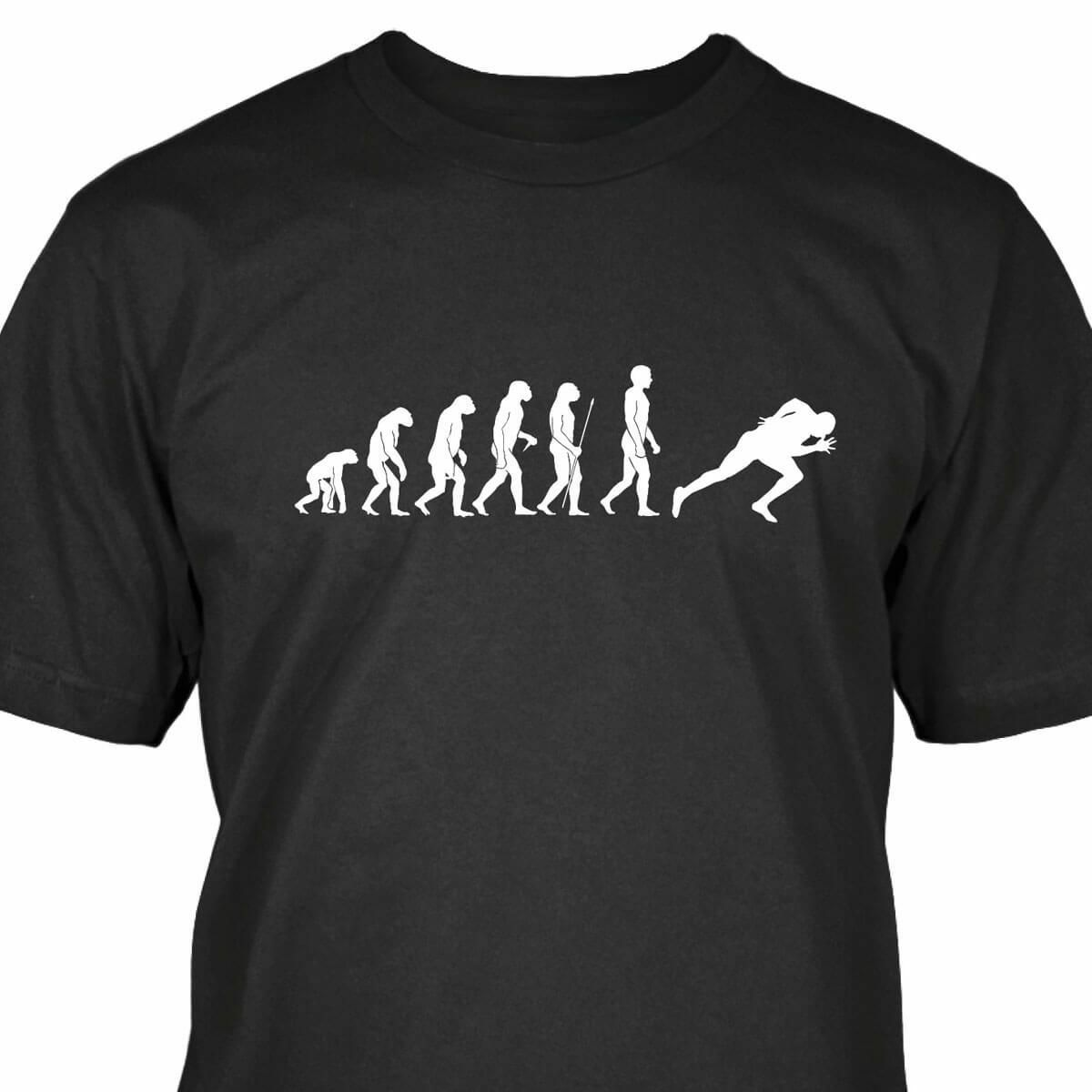Leichtathletik Sprint Evolution T-Shirt