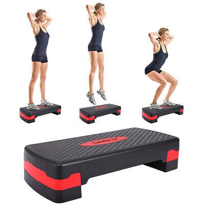 27'' Cardio Fitness Aerobic Step Adjust 4