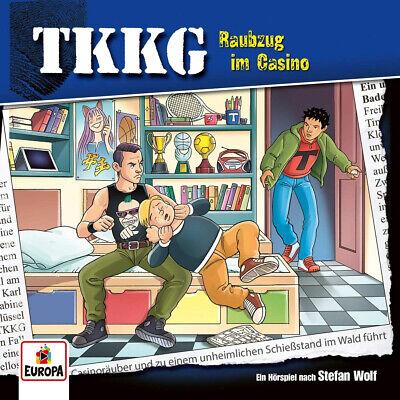TKKG - Folge 210: Raubzug im Casino