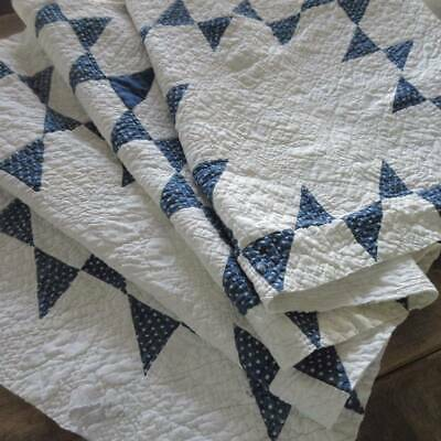 Black blue mint white zig zag 3D effect crafts remnant fabric material piece