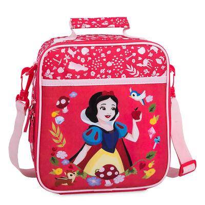 NWT Disney Store Snow White Lunch Box Tote Bag School