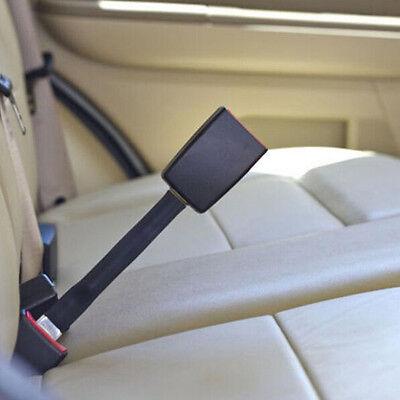 24.5x4.5cm Car Auto Seat Seatbelt Safety Belt Extender Extension Buckle Clip UK