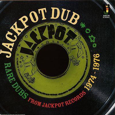 Rare Dubs From Jackpot Records  NEW VINYL LP £10.99