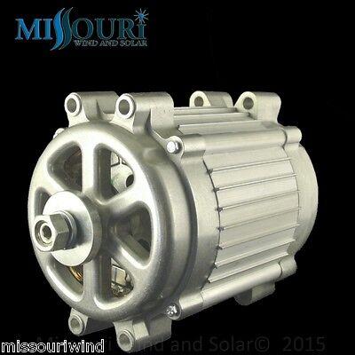 Freedom II PMG 24/48 volt permanent magnet alternator generator 4 wind turbines