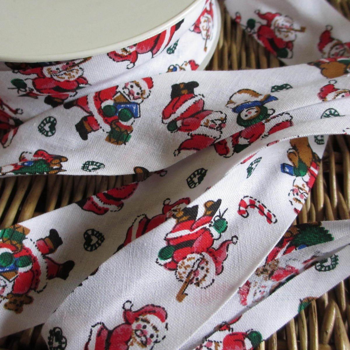 BBF25Cherry-M per 3 metres Cherry Print Cotton Bias Binding Tape LL