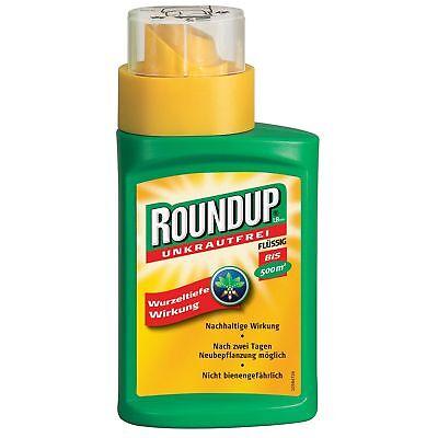 Roundup LB Plus Unkrautfrei 250 ml - Unkrautvernichter Unkraut Vernichter Ampfer