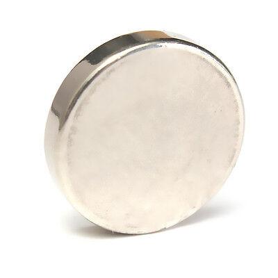 1pc 25mm X 5mm Large Discs Ndfeb Neodymium Rare Earth Round Fridge Magnet N52