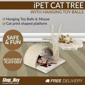 Free Delivery: 45cm Kitten Post Furniture Tree Gym House Cat Melbourne CBD Melbourne City Preview