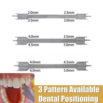 Dental Orthodontic Instrument Bracket Positioning Height Gauge Wick Type Tool