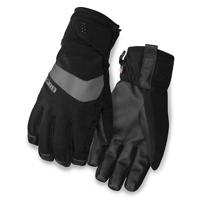 4023da5b Cycling Gloves Full Finger Giro Proof Freezing Weather 2016 Black XL  Waterproof