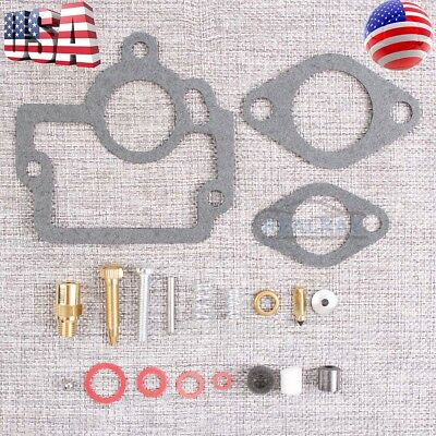 Used, International Farmall H O4 W4 Tractor Carburetor Carb kit New for sale  Whittier