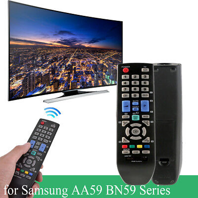 Replaced Remote Control AA59-00508A for SAMSUNG Smart 3D LCD LED HDTV TV