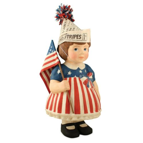 Bethany Lowe Betsy Ross Large paper Mache TJ6222  Free Shipping