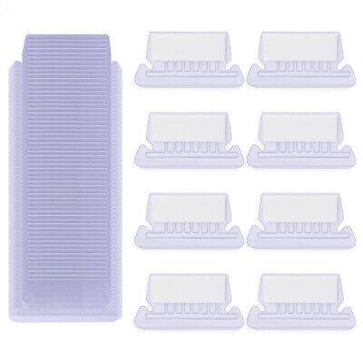 Clear Plastic Folders (20/50/100pcs Suspension Hanging Clear Plastic Filing Folder File Tabs Inserts)