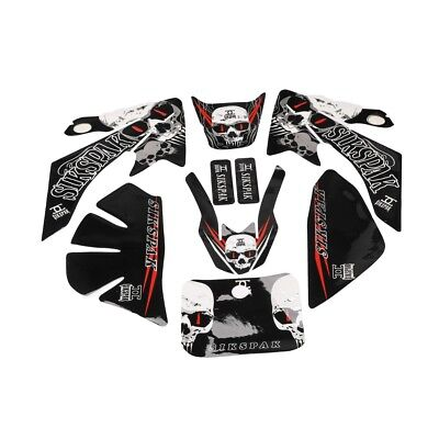 Full set Decals Sticker Graphics kit CRF50 XR50 dirt pit bike ssr 70 110cc 125cc