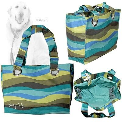 Iota Durable Patterned Nylon-Polyester Bag-Beach-Gym-Casual Shoulder/Carry