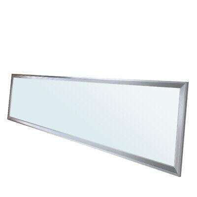 Panel LED lámpara ultra slim lámpara de techo pared plafón 120x30cm blanco...